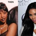 Lil-Kim-før og efter