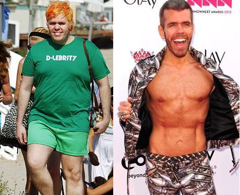 David Beckham Celebrity Weight Loss