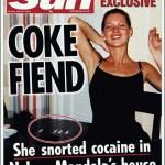 kate moss kokain